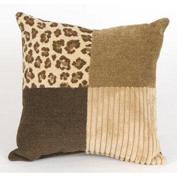 Glenna Jean Tanzania Patch Pillow