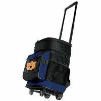 NCAA Auburn Rolling Cooler