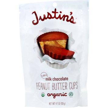 Justin's Nut Butter PNUT BTR CUP, OG2, MLK, MINI, (Pack of 6)