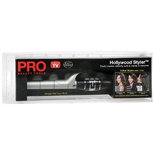 Pro Beauty Tools Hollywood Styler Styling Iron