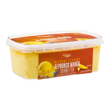 Simply Enjoy Alphonso Mango Sorbetto