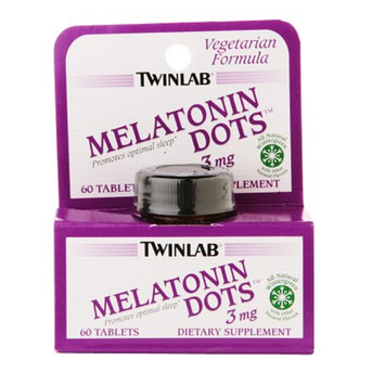 Twinlab Melatonin Dots 3 mg