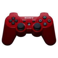 Sony DualShock 3 wireless controller - Red (PlayStation 3)