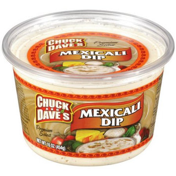 Generic Chuck And Dave's Mexicali Dip, 16 oz