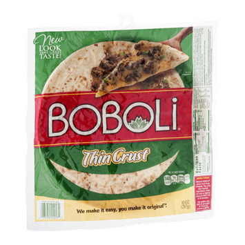 Boboli Thin Crust Pizza Crust
