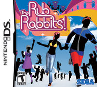 Sega of America The Rub Rabbits