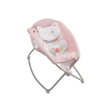 FISHER PRICE Fisher-Price My Little Snugakitty Deluxe Rock 'N' Play Sleeper