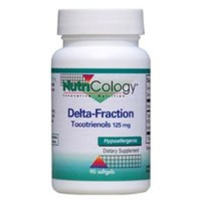 Nutricology Allergy Research Delta-Fraction Tocotrienols 125 mg Nutricology (Allergy Research) 90 Softgel