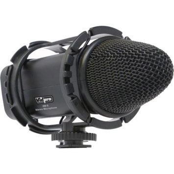 Vidpro XM-S Stereo Condenser Microphone with Fuzzy Windbuster