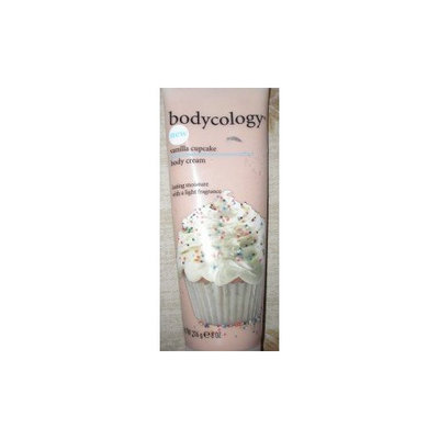 Bodycology Vanilla Cupcake Body Cream 8 0z.