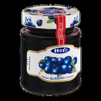 Hero Premium Blueberry Fruit Spread