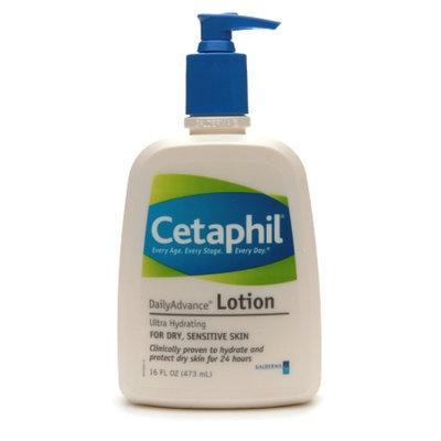 Cetaphil DailyAdvance Ultra Hydrating Lotion 16-oz.