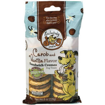 Exclusively Pet Duplex Sandwich Crme Dg Treats 8 Ounces - 03600