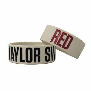 Taylor Swift Rubber Bracelet