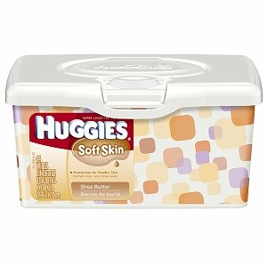 Huggies Soft Skin Baby Wipes