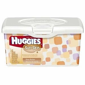 Huggies® Soft Skin Baby Wipes