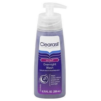 CLEARASIL® Ultra Overnight Wash Acne Treatment