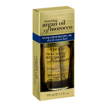 OGX Extra Penetrating Oil for Dry & Coarse Hair Renewing Argan Oil of Morocco