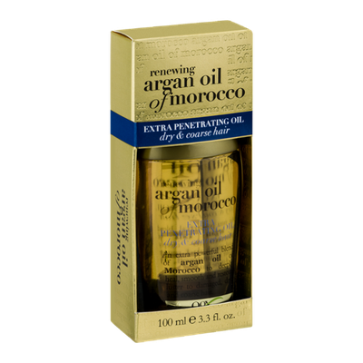 OGX® Extra Penetrating Oil For Dry & Coarse Hair Renewing Argan Oil Of Morocco