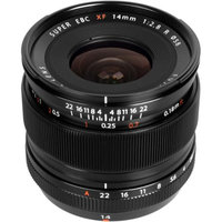 Fujifilm 14mm f/2.8 XF R Lens