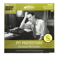 The Decent Man's Grooming Tools Pit Protectors