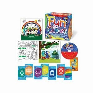 Talicor Fun with Colors Ages 3-7