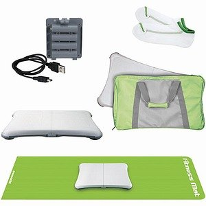 Dream Gear LLC Nintendo Wii Fit 5-In-1 Fitness Bundle