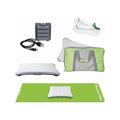 Dream Gear LLC Nintendo Wii Fit 5-In-1 Fitness Bundle