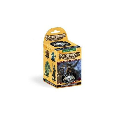 Wizkids Pathfinder Battles Skull & Shackles Booster Pack