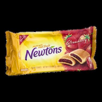 Nabisco Newtons Chewy Cookies Strawberry