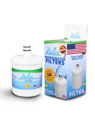 LSXS26466S Compatible Refrigerator Water and Ice Filter by Zuma Filters-(6 Pack)