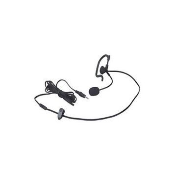 AT & T MiniHS Adjustable Boom Works For Either Ear Clothing Clip