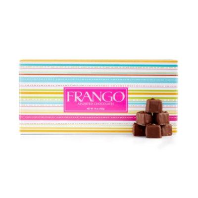 Frango Chocolates, 1 Lb. Assorted Spring Wrapped Box of Chocolates