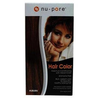 DDI Nu-Pore Hair Color - Auburn Case Pack 24