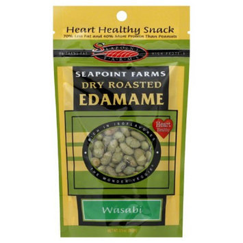 Seapoint Farms Edamame Wasabi Flavored