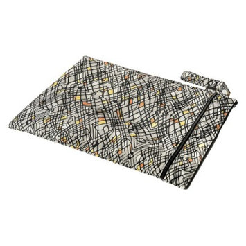 Nixi by Bumkins Recycled Fabric Wet Dry Bag - Echo