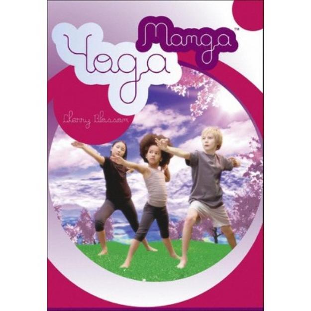 Manga Yoga: Cherry Blossom - DVD