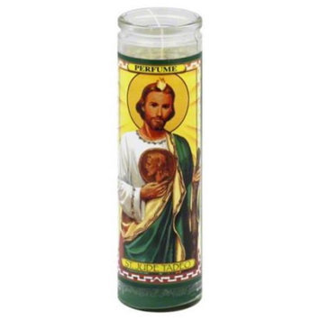 Reed Candle Candle Perfumed St Jude Jasmi 1 Each - Case of 12