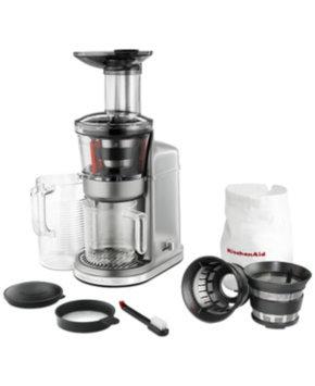 Kitchenaid Maximum Extractor Juicer - Silver