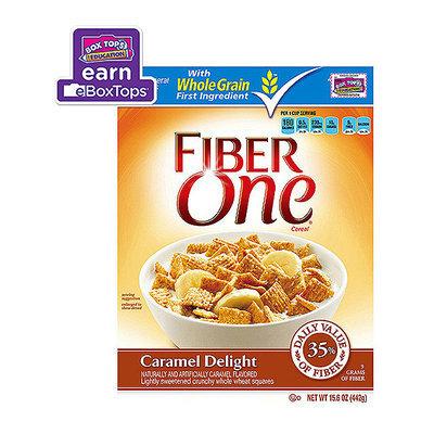 Fiber One Caramel Delight Cereal