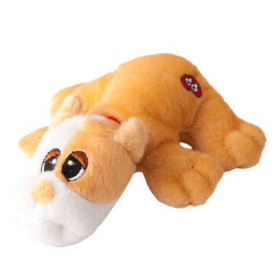 Luv-a-pet Luv A Pet Pound Puppies Short Ear Squeaker Dog Toy