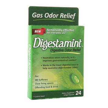 Digestamint Digestive Odor Relief Softgel Capsules