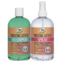 Absorbine Shampoo/Spray Medicated Twin Pack