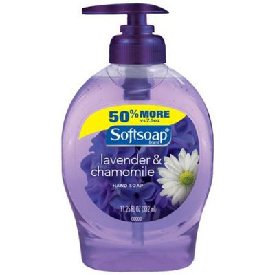 Softsoap Lavender & Chamomile Liquid Hand Soap, 11.25 fl oz