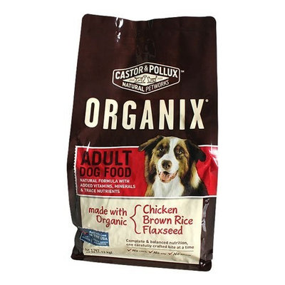 Organix Adult Canine Dry Dog Food, 40 Ounce (Pack of 5)