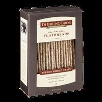 Di Bruno Bros. All Natural Flatbreads Seeded Whole Grain