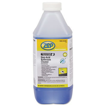 Silicondust ZPER35901 - Zep Professional Advantage+ Concentrated Non-Acid Bathroom Cleaner