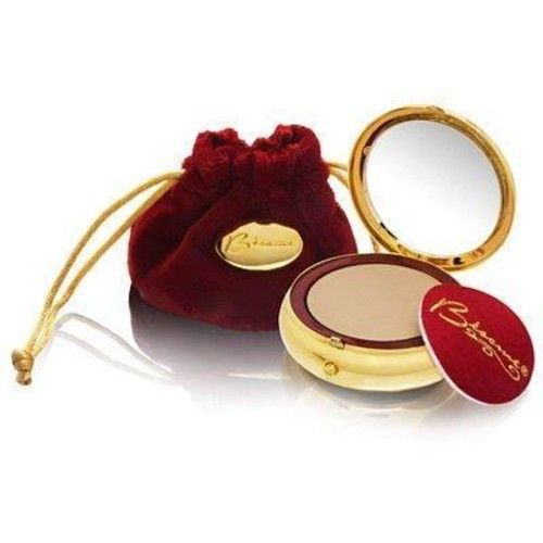 Besame Cosmetics Signature Compact Light Cashmere 1007