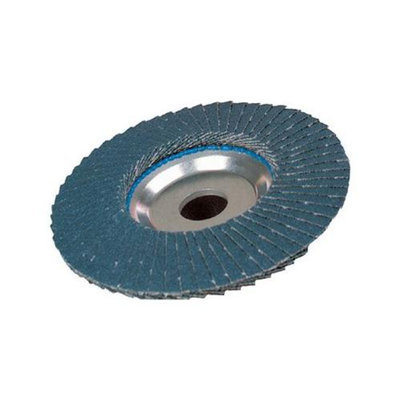 Weiler Tiger Disc Angled Style Flap Discs - 50519 SEPTLS80450519