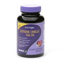 Natrol Extreme Omega Softgels Lemon Flavor 60s